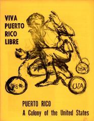 Viva Puerto Rico Libre / Long Live Free Puerto Rico