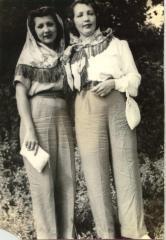 Mother of Mario César Romero & Hermin