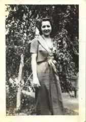 Mario César Romero's mother in NYC