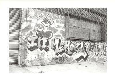 Memoriam Graffiti