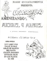 The Underground Party