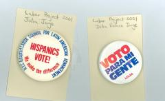 Labor Union Buttons