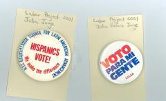Labor Union Buttons