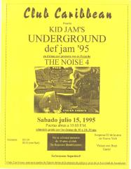 Kid Jam's Underground Def Jam '95