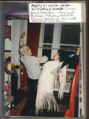 Party at Anita Velez Mitchell's House