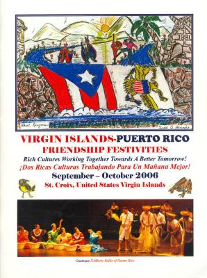 Virgin Islands - Puerto Rico Friendship Festivities