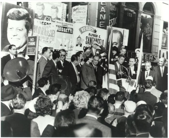 Campaign for John F. Kennedy