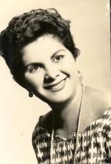 Portrait of Emelí Vélez de Vando