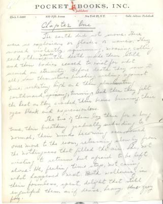 Edgardo Vega Yunqué's chapter draft