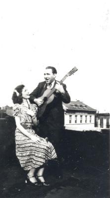 Erasmo Vando and Emelí Vélez de Vando