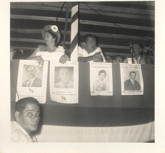 Emelí Vélez de Vando Campaign for Mayor of San Juan