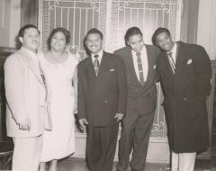 Graciela Perez, Moralito, Luisito