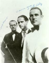 Alfredo Margenat, Graciany Miranda Archilla, Clemente Soto Vélez