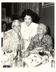 Homero Rosado and Juanita Arocho