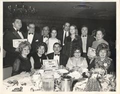 John F. Kennedy Library for Minorities Banquet Dinner
