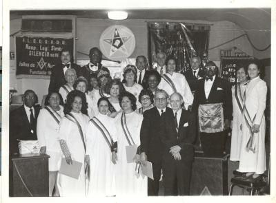 Puerto Ricans in the Masonic Order