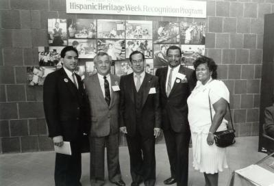 Hispanic Heritage Week Recognition Program
