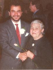 Petra Santiago and New York City Councilman Antonio Pagán