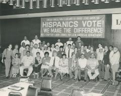 Hispanics Vote! We Make the Difference