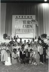 AFSCME 50th anniversary