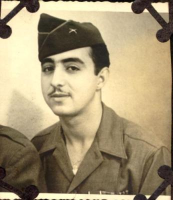 Soldier Victor M.Torres