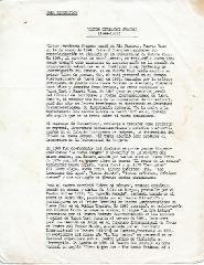 """""""Nota Biográfica"""" / Biographical Note"""