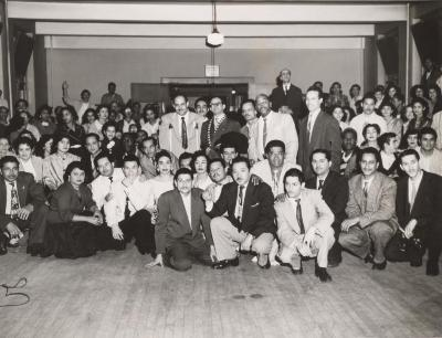 Puerto Rican Musicians at Metropolitan Hospital