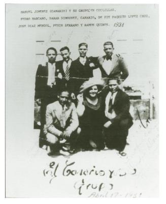 El Canario Y Su Grupo