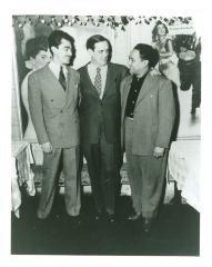 Pedro Marcano and Lecuona