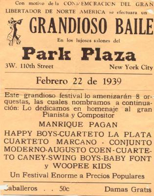 Grandioso Baile / Great Dance