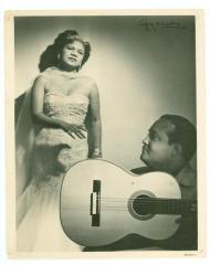 Ruth Fernández and Tito Henríquez