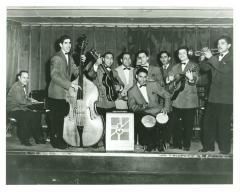 Pedro Marcano and his orchestra