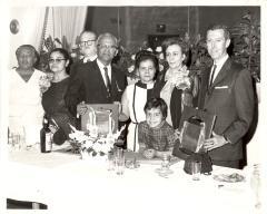 Sofia Pérez at an awards dinner