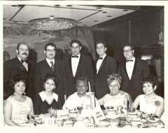 Sofia Pérez at Legion Banquet
