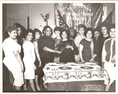 Puerto Rican Political Women Association, Inc.