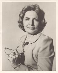 Portrait of Olga Méndez