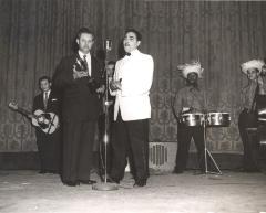 Jose Antonio Salaman with Conjunto Yomo Toro