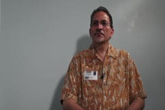 Interview with Jorge Chinea on June 6, 2014, Segment 1