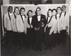 Johnny Segui band at the Manhattan Center