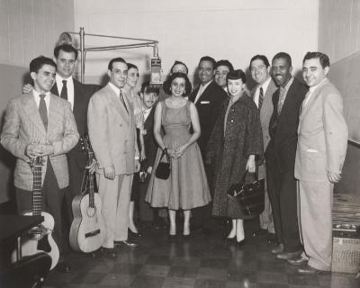 Bobby Capo, Juan Boria, Nicasio, and others