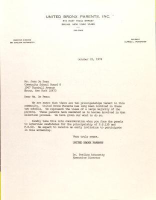 Letter to Jean De Pesa