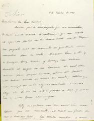 Letter to Evelina Antonetty
