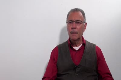 Interview with David Diaz on March 6, 2014, Segment 1
