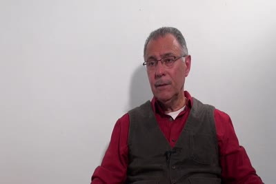 Interview with David Diaz on March 6, 2014, Segment 8