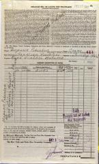 New York and Porto Rico Steamship Company order statement