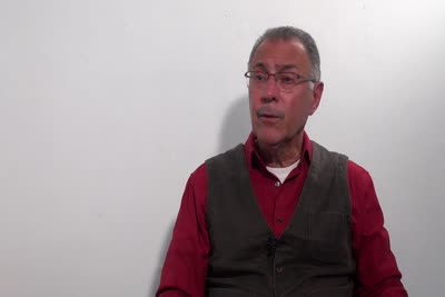 Interview with David Diaz on March 6, 2014, Segment 7