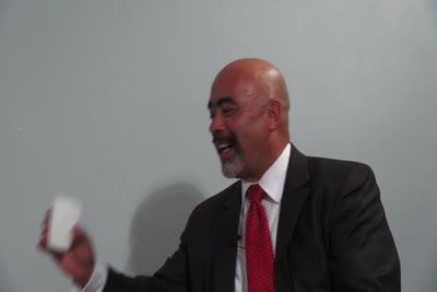 Interview with Juan Cartagena on August 19, 2013, Segment 8