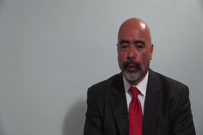 Interview with Juan Cartagena on August 19, 2013, Segment 2