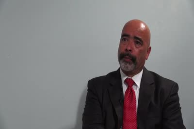Interview with Juan Cartagena on August 19, 2013, Segment 3