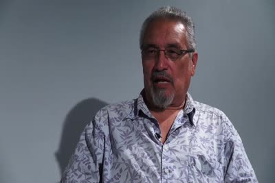 Interview with Humberto Cintron on July 30, 2013, Segment 2